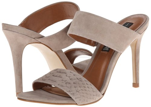 nude-taupe dress sandals mother of bride 2015 Steve Madden