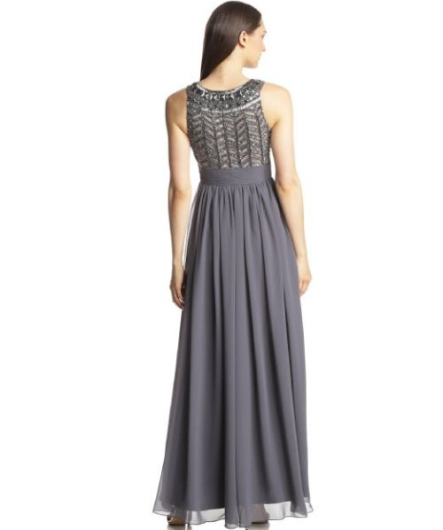 b7be41f2952 beaded grey mother of the bride-groom dress 2014-